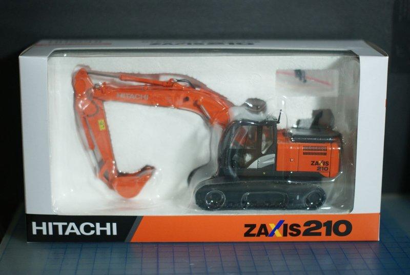 日立 HITACHI ZAXIS 210-5  1:50