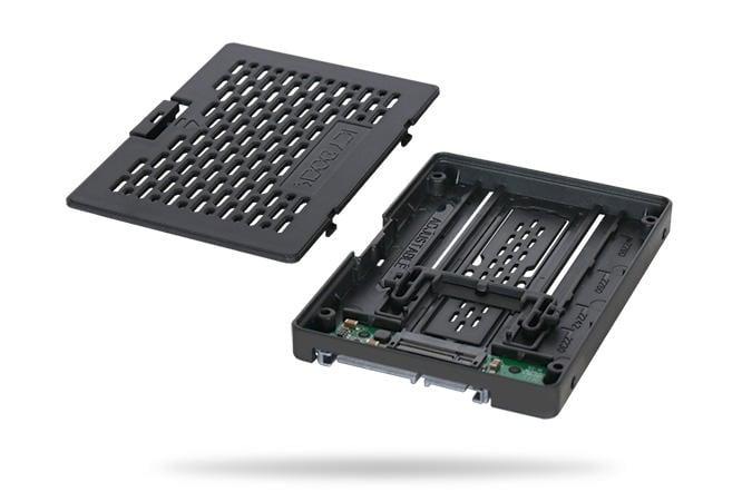 MB703M2P-B M.2 SATA SSD 轉 2.5吋 SATA SSD 轉接盒