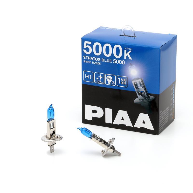 <日本正貨>PIAA 鹵素燈泡 5000K H1 大燈 霧燈 鹵素燈 H3 H4 H7 H11 9005 非歐司朗
