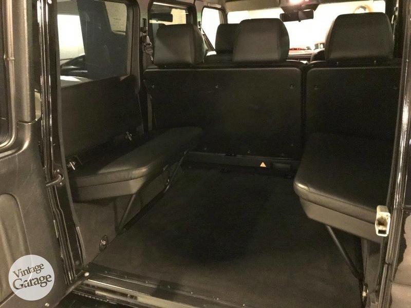 老車庫售:2000 Mercedes Benz G320 日規正牌