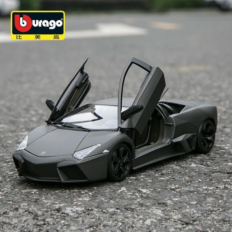 比美高原廠1:18 Lamborghini雷文頓Reventon仿真合金汽車模型