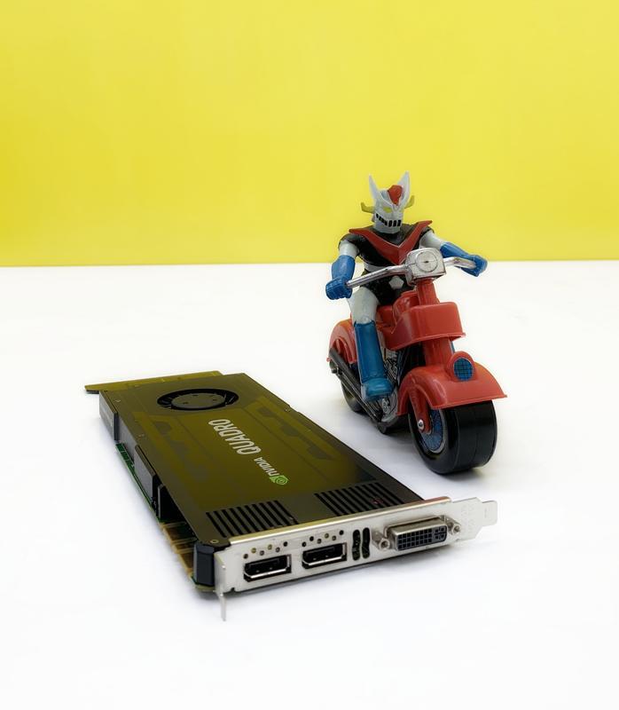 NVIDIA Quadro K4200 專業繪圖卡
