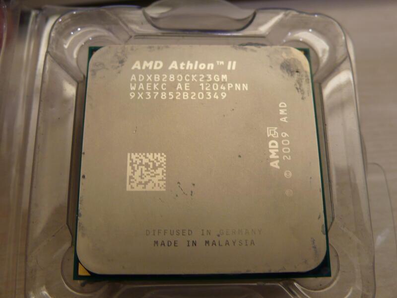 AMD Athlon II x2 B28 3.4Ghz c3 65w