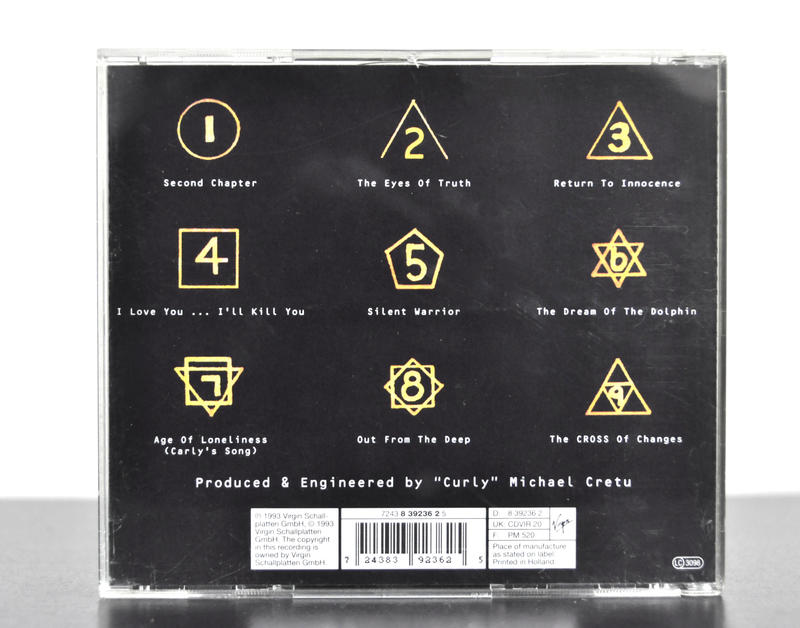 Enigma [The Cross of Changes] CD
