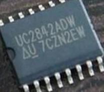 [二手拆機][含稅]UC2842ADW【寬體】 UC2842 SOIC-16 開關控制器