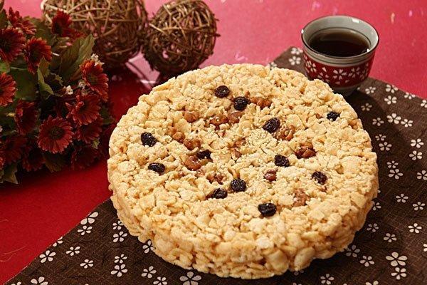 《餅乾先生》禮莊訂婚結婚沙其馬(沙琪瑪)12兩喜餅,軟式不甜不膩不黏牙,香濃傳統口味買10免運!
