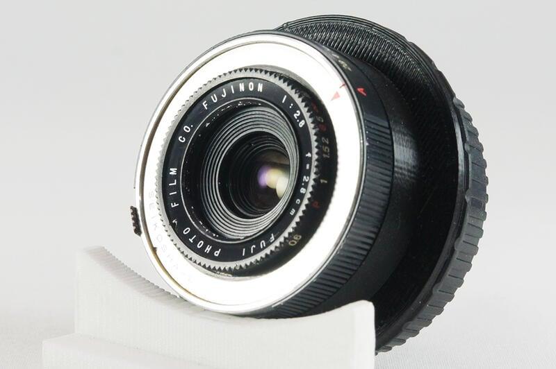 **日光銀鹽** Fujinon 28mm F2.8 (Fuji FX接環)