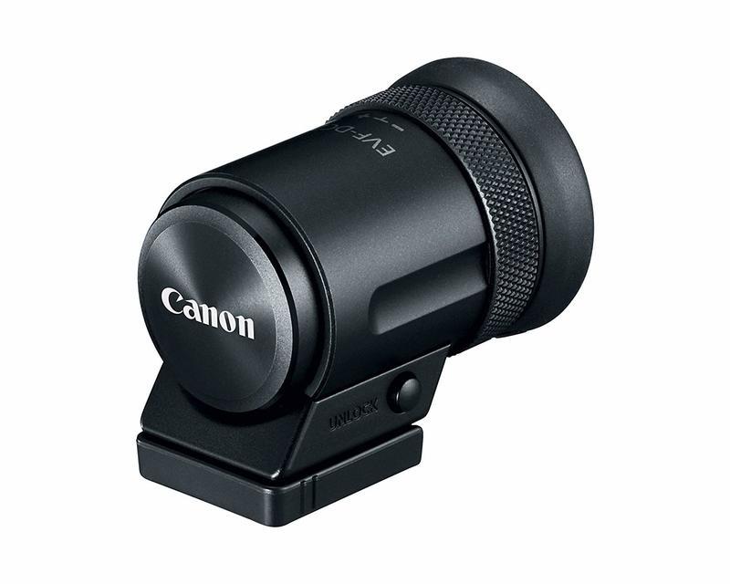 【高雄四海】Canon EVF-DC2 原廠電子觀景器.全新平輸.一年保固.G1X G3X M系列微單可用