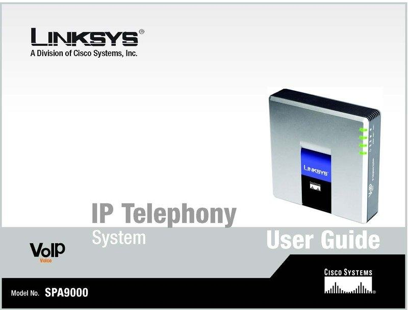 全新 思科 Cisco Linksys SPA9000 V2 新版 VoIP IP PBX 網路電話總機 16 User