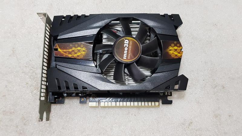 [中壢個人自售] INNO3D GTX750 2G DDR5 單風扇 ASUS 技嘉 MSI 750TI GTX660參