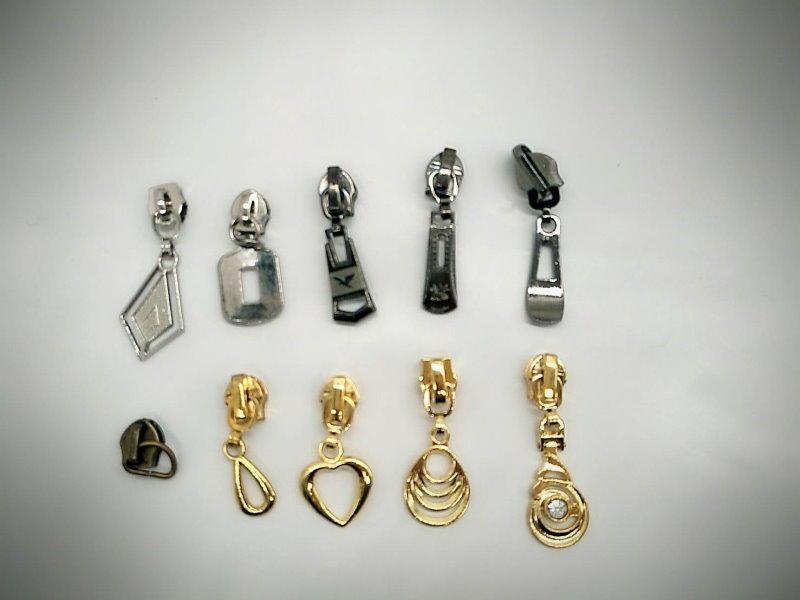 拉鏈頭 5V尼龍拉鏈頭 綜合賣場  YKK拉鏈 碼裝拉鏈 愛心手工材料鋪