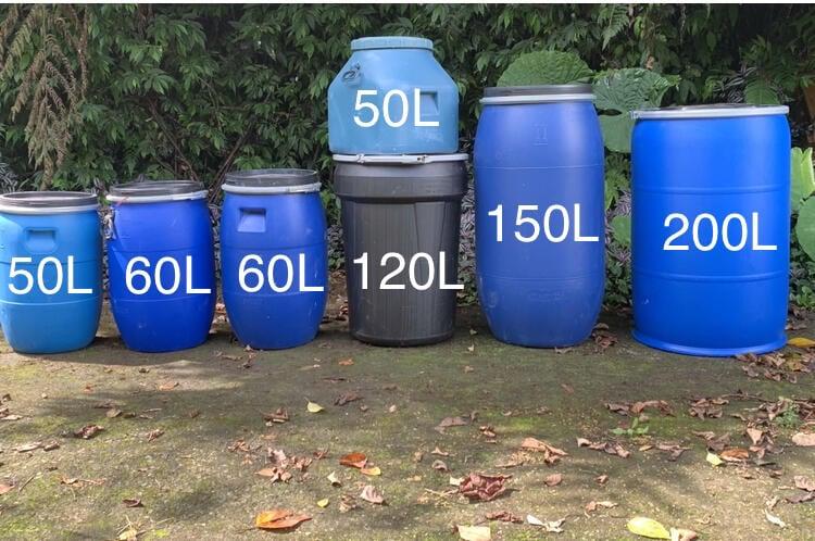 50L 60L 120L 200L 儲水桶 廚餘桶