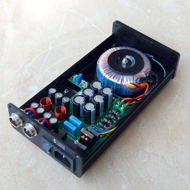(勁風貿易)50W 直流線性穩壓電源DC12V 或其他電壓 發燒音響 硬盤盒NAS路由器MAC PCHiFi
