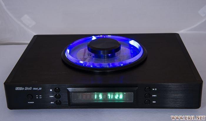 小不點 Little Dot CDP_III 最新旗艦CD轉盤 黑/銀 官方授權經銷