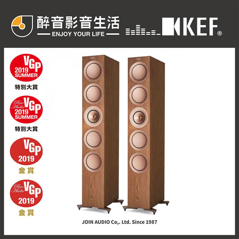 【醉音影音生活】英國 KEF R11 (多色) 落地式喇叭.3音路6單體.Uni-Q同軸單體.公司貨