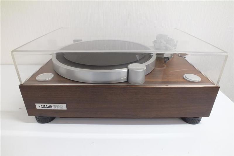 科技島-代購YAMAHA-GT2000黑膠唱盤&YA-39唱臂(不含日本-台灣運費)