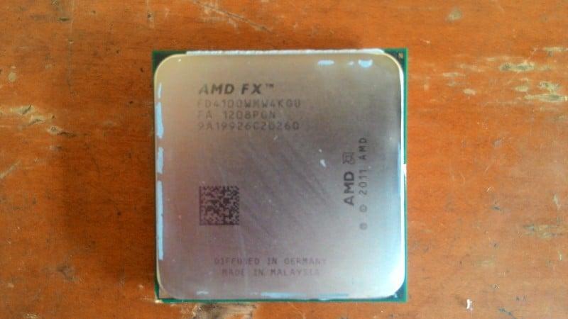AMD FX-4100 CPU /良品/無風扇