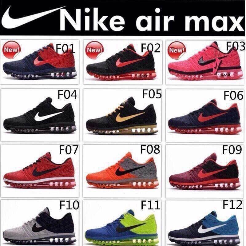 NIKE鞋  Air Max 全掌氣墊 籃球鞋 跑步鞋 運動鞋 慢跑鞋 透氣鞋 氣墊鞋 男鞋 大碼鞋附發票