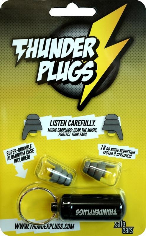 《方舟音樂》Thunder Plugs 降噪耳塞 一般版 演唱會練團表演必備