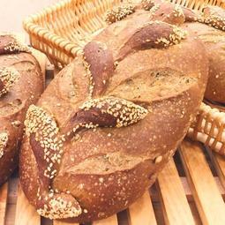 【古早味】鹹軟歐麵包【天然酵母】當日烘焙麵包
