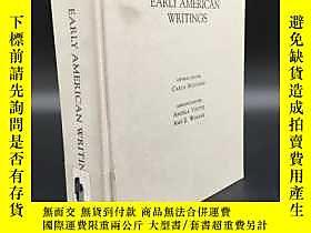 古文物Early罕見American Writings 早期美國寫作 精裝厚重16開 牛津大學出版露天11827 Ear