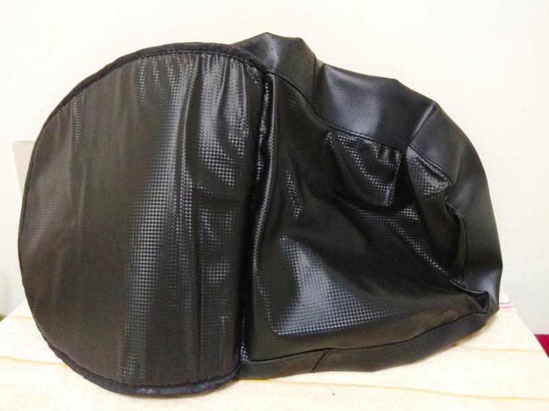135894 米諾諾 可掀式雙層機車椅套 中