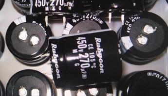 [二手拆機][含稅]原裝 450V270UF 270UF450V 電解電容 原殼 包好
