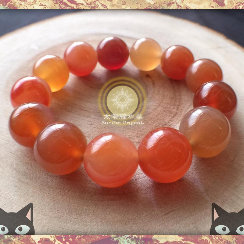 ☼§太陽貓水晶§☼【阿斯瑪加波】佛教七寶 護身符 瑪瑙 Agate