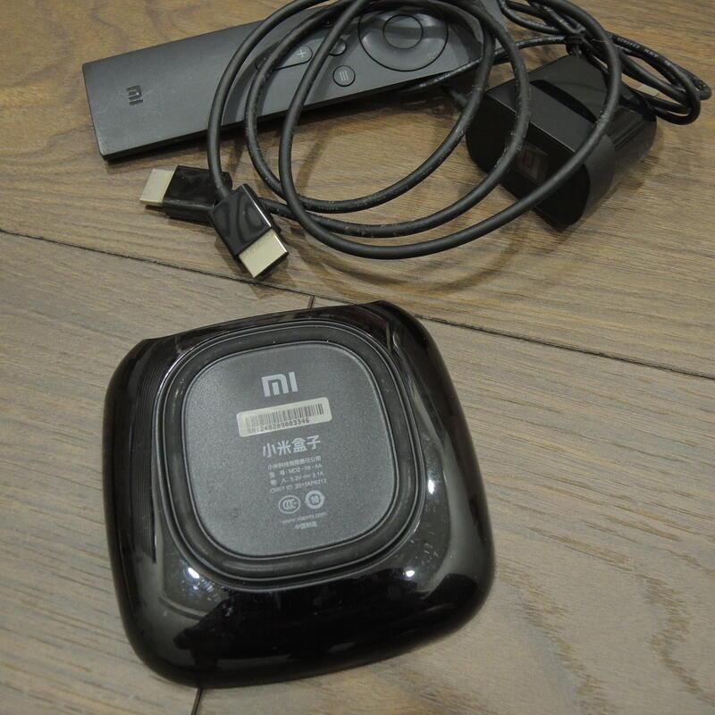 【二手】小米盒子 小米電視盒 二代 (2013出廠) (型號: MDZ-06-AA)