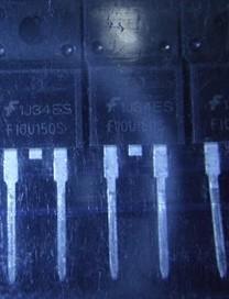 [二手拆機][含稅]FFPF10U150SF10U150STO-220F 品質保證