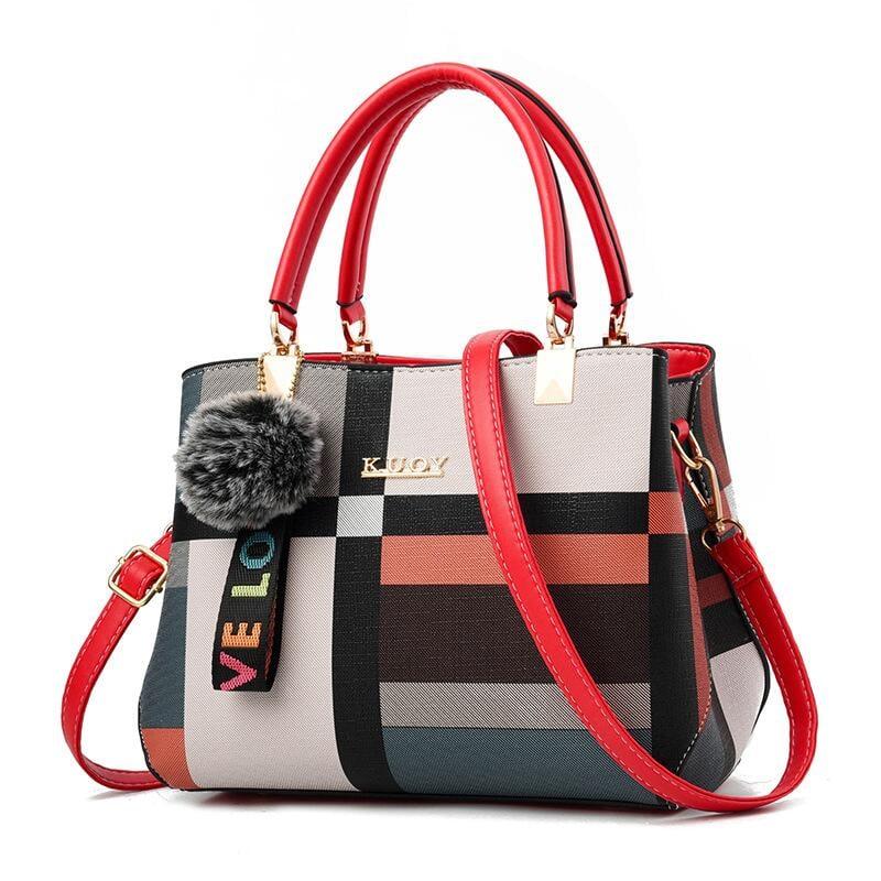 《預購》IEGO~E72892~女包韓版簡約時尚手提包休閒百搭單肩斜挎包女性側背包斜背包收納包外出包旅行包