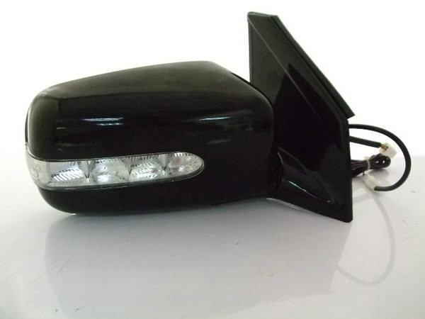 ~~ADT.車燈.車材~~三菱 LANCER VIRAGE 01~03 LED電折後視鏡含開關線組