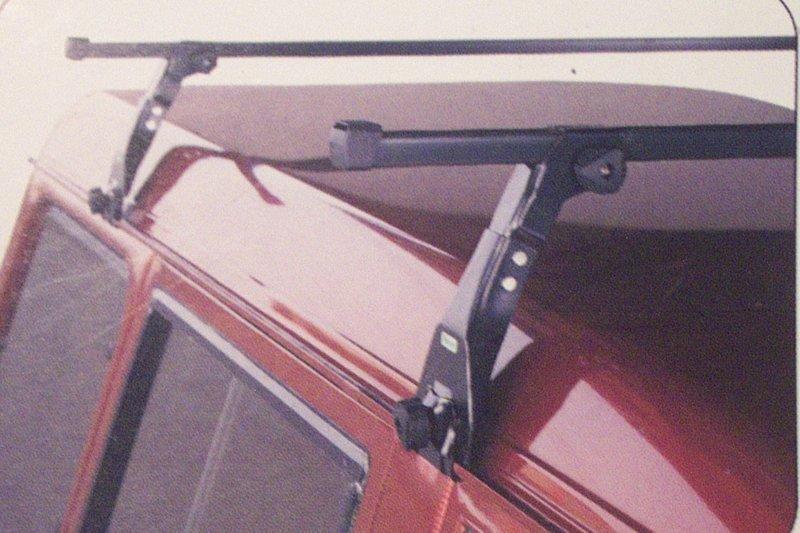 箱型車專用橫桿式車頂行李架,中華福利卡、豐田新瑞獅、福特PRZ好幫手 1600元免運費