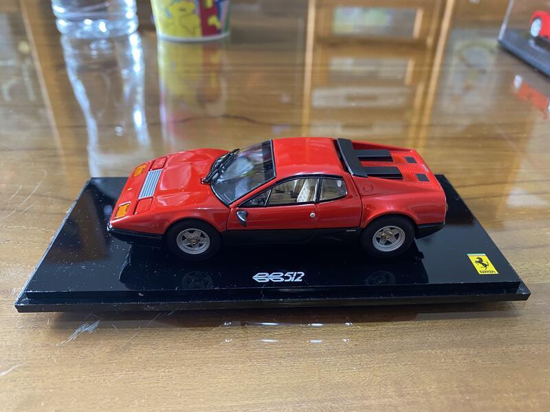 Kyosho Ferrari 512BB 1/43 非CMC BBR Exoto autoart