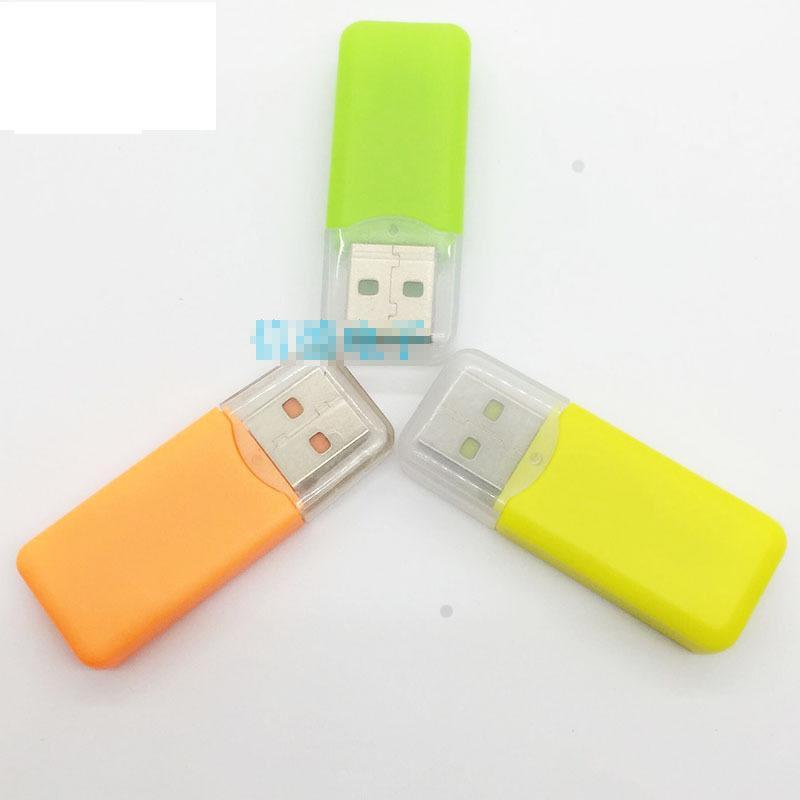Q34 迷你USB2.0商務ME 樹莓派 高速記憶體卡TF卡 TF讀卡器 w7 056 [5059658]