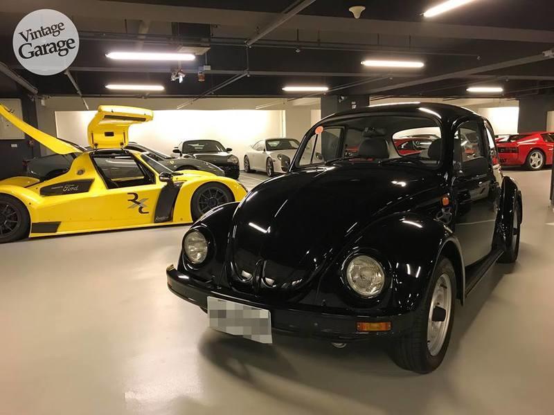 老車庫售://已售出//2002 VW Beetle 墨西哥復刻版老龜(有牌)