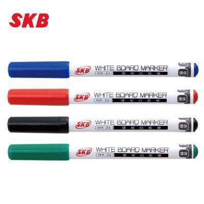 SKB WK-26 2.0mm圓頭細字白板筆
