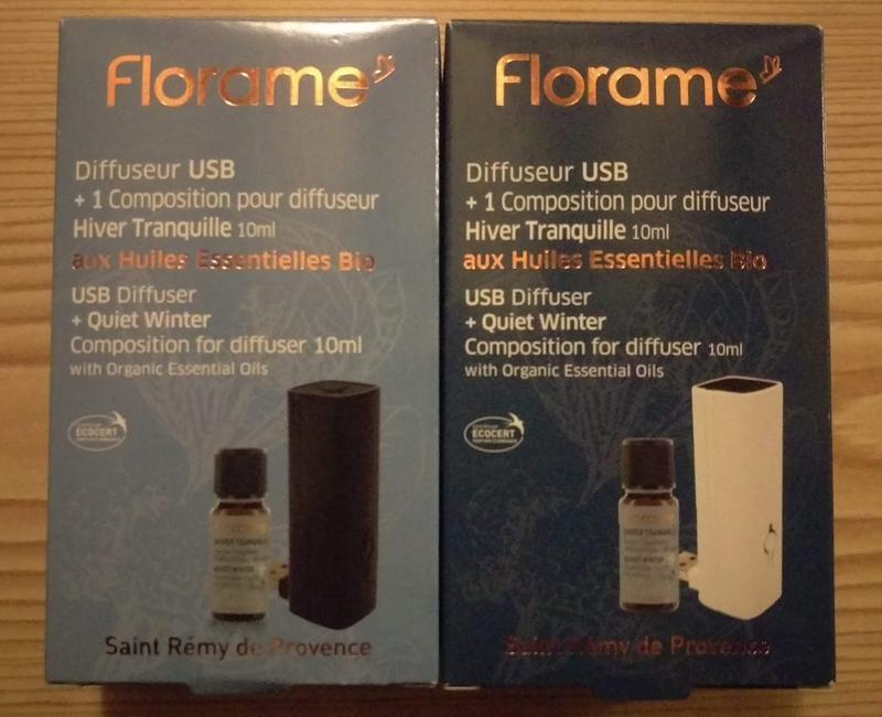法恩USB香氛天使擴香儀+禦寒暖身複方精油10ml防疫推薦巴黎代買