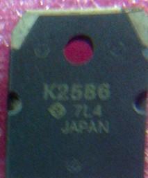[二手拆機][含稅]2SK2586 K2586   品質保證