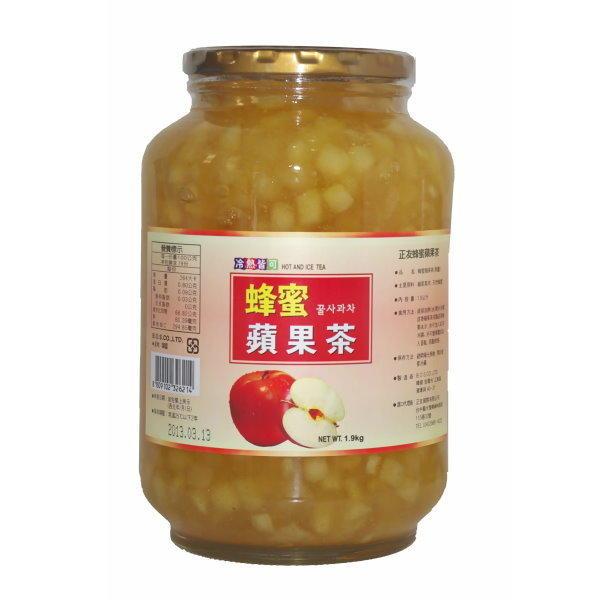 高麗購◎正友蜂蜜蘋果茶1.9公斤1箱(6瓶)