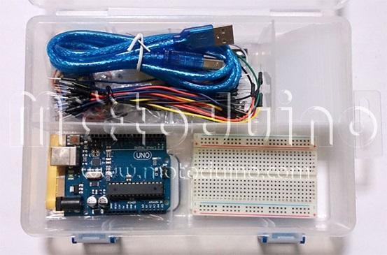 慧手科技(Motoduino):Arduino UNO 初學者入門套件
