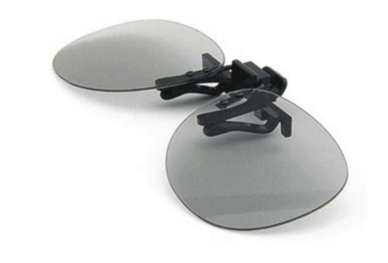 《YM3C》不閃式3D 眼鏡  圓偏光3D眼鏡 夾片式  近視專用