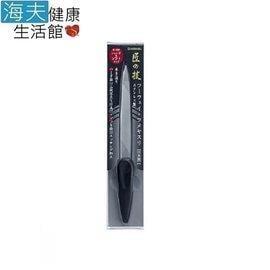【海夫健康生活館】日本GB綠鐘 匠之技 粗細雙面鋼砂質附柄指緣銼刀 雙包裝(G-1037)