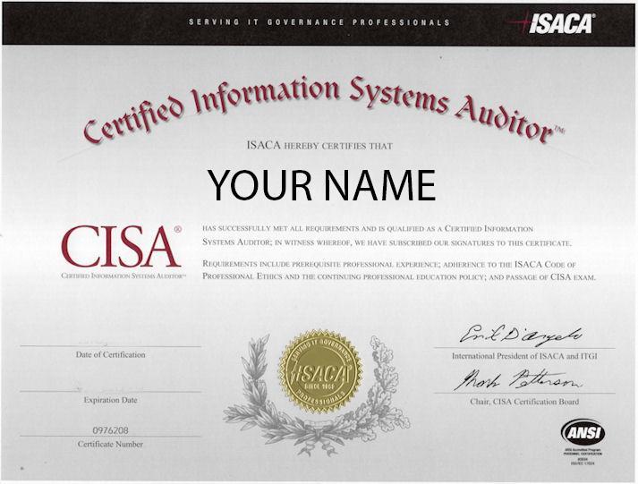 Isaca CISA/CISM/CGEIT/CRISC - 露天拍賣