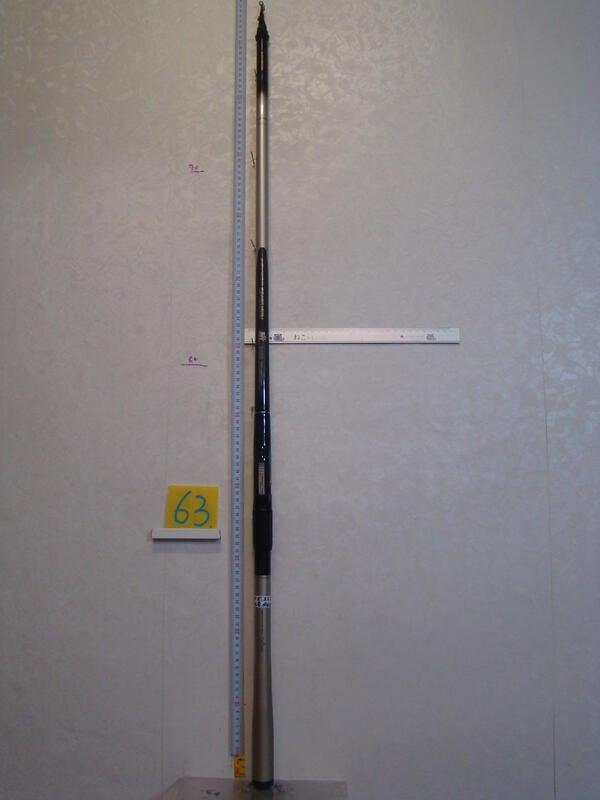 采潔 日本二手外匯釣具DAIWA 磯1-630POW ERMESH 21尺 NFT〔磯釣竿〕二手中古捲線器釣竿釣具Z63