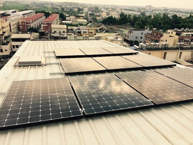 1450W套餐]科風太陽能併網型電力調節器3000W逆變器(五年保固) + 290W以上太陽能板X5