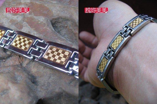 金塊形24k金箔鈦鍺時尚頂級手鍊埃及法老王埃及豔后最寵愛精飾首飾配件數量有限請把握