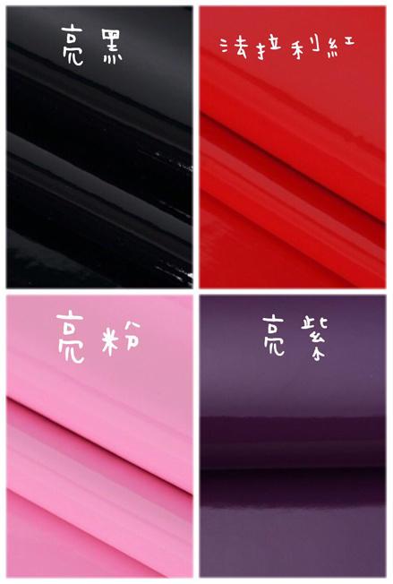 【民揚樂器】笛袋 時尚笛袋 4色 6支裝 PVC亮漆