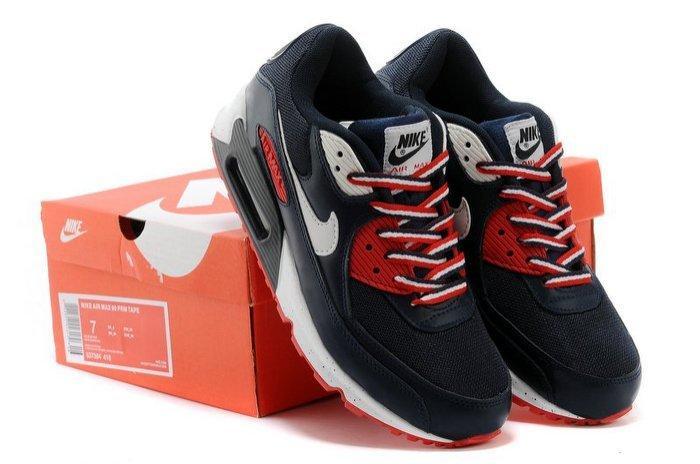 『doo』 耐克 耐吉 Nike Air Max 90 87 537384--416 巴黎限量 3