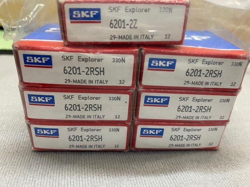 ★柯南零件★ 軸承 SKF 6201-2RSH 全新